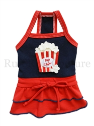 Popcorn Time Dress by Ruff Ruff Couture®