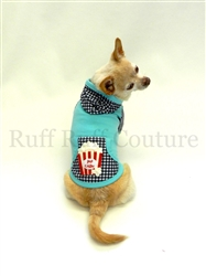 Popcorn Time Boy Hoodie by Ruff Ruff Couture®