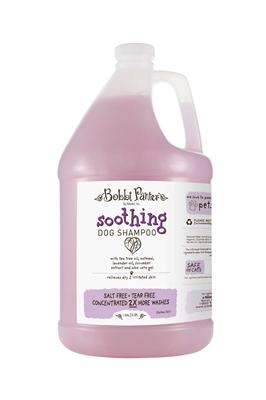 Natural Soothing Dog Shampoo - Gallon