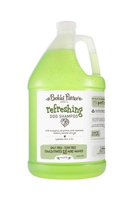 Natural Refreshing Dog Shampoo - Gallon