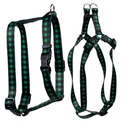 Buffalo Plaid Green Collection
