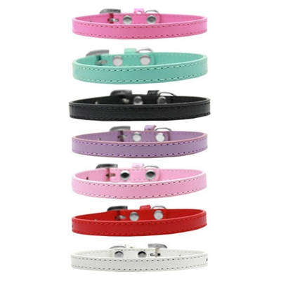 Omaha Plain Puppy Collars
