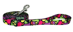 "Cycle Dog EcoWeave Skinny 5/8"" Width Leash"