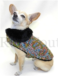 Edie Vintage Glam Coat by Ruff Ruff Couture®