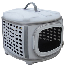 Circular Shelled Transporter Pet Carrier