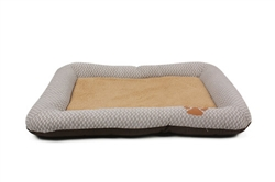 Nano-Silver Anti-Bacterial Designer Pet Bed