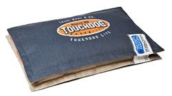 Royal Blue Touchdog Sporty Shock-Stitched Reversible Rectangular Thick Dog Mat