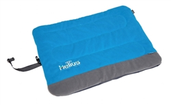 Blue Helios Combat-Terrain Outdoor Cordura-Nyco Travel Folding Dog Bed