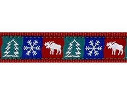 """North Woods - 1.25"""" Collars, Leashes and Harnesses"""