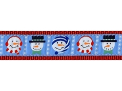 """Frosty - 1.25"""" Collars, Leashes and Harnesses"""