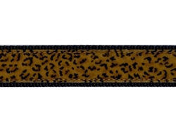 """Leopard *I'm Soft! - 1.25"""" Collars, Leashes and Harnesses"""