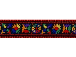 "Tribal - 1.25"" Collars, Leashes and Harnesses"