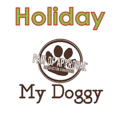 My Doggy Holiday Pre-Order