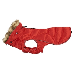 Buster Active Winter Jacket - High Risk Red Large