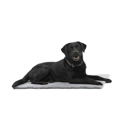 Vet Bed Anti-Slip Grey