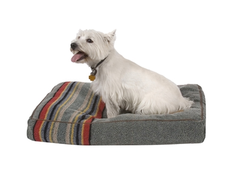YAKIMA CAMP PET BED HEATHER GREEN