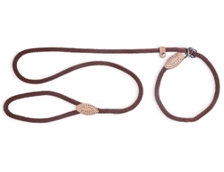 Brown Mountain Rope Slip Lead