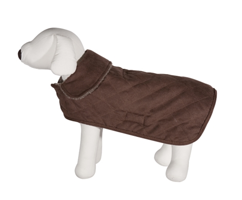 YAKIMA CAMP DOG COAT UMBER