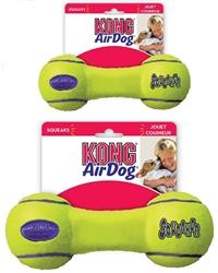 Kong® AirDog® Squeaker Dumbbell