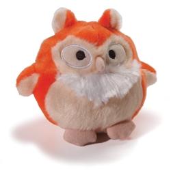 Howling Hoots - Orange