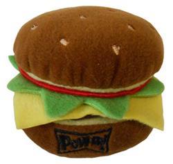 Hamburger by Lulubelles Power Plush