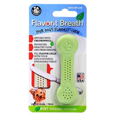 Mint FLAVORIT Breath Bone Flavorit Nylon Chews