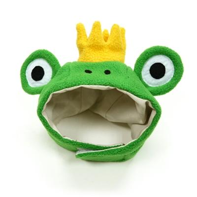 Prince Frog Hat