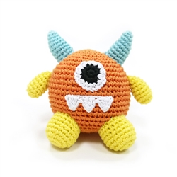 PAWer Squeaky Toy- Monster Ball