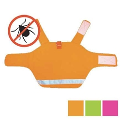 Tick Repellent Mini Dog Vest