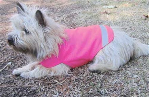 Tick Repellent Mini Dog Vest