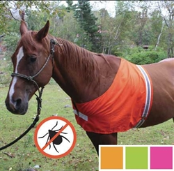 Tick Repellent Horse Vest