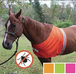 Tick Repellent Horse Vest