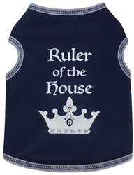 Ruler of the House - Tank - Navy