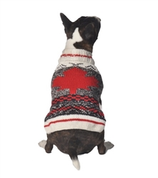 Camp Maple Leaf Sweater