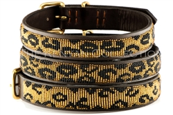 Leopard Collar & Leash Collection