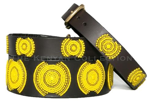 Sunshine Collar & Leash Collection