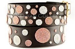 Dots Pink Collar & Leash Collection