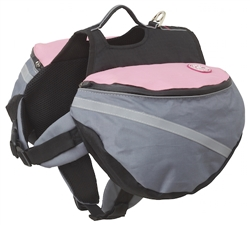 Pink/Gray Extreme Backpack