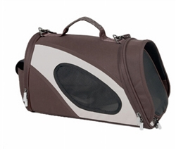Brown Airline Approved Collapsible Pet Carrier