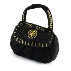 Tory Bark Quilted Handbag