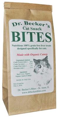 Dr. Becker's Cat Snack Bites