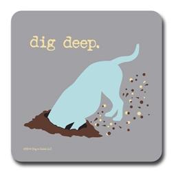 Dig Deep Coaster