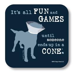 Fun and Games Coaster