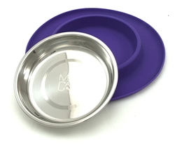 Cat Single Bowl Silicone Feeders by Messy Mutts