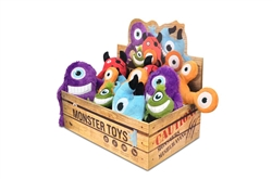 Momo's Monsters (15 toys with FREE POP display)