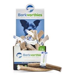 "Barkworthies - Deer Antler - Medium (6""-7"") (Mini Case)"