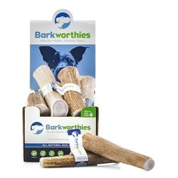 Barkworthies - Elk Antler - Extra Large (Mini Case)