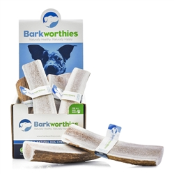Barkworthies - Elk Antler - Jumbo Split (Mini Case)