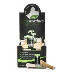 Barkworthies - Elk Antler - Select Small (Mini Case)