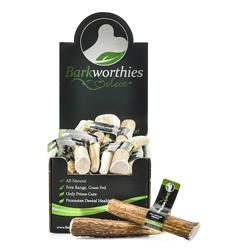 Barkworthies - Elk Antler - Select Medium (Mini Case)